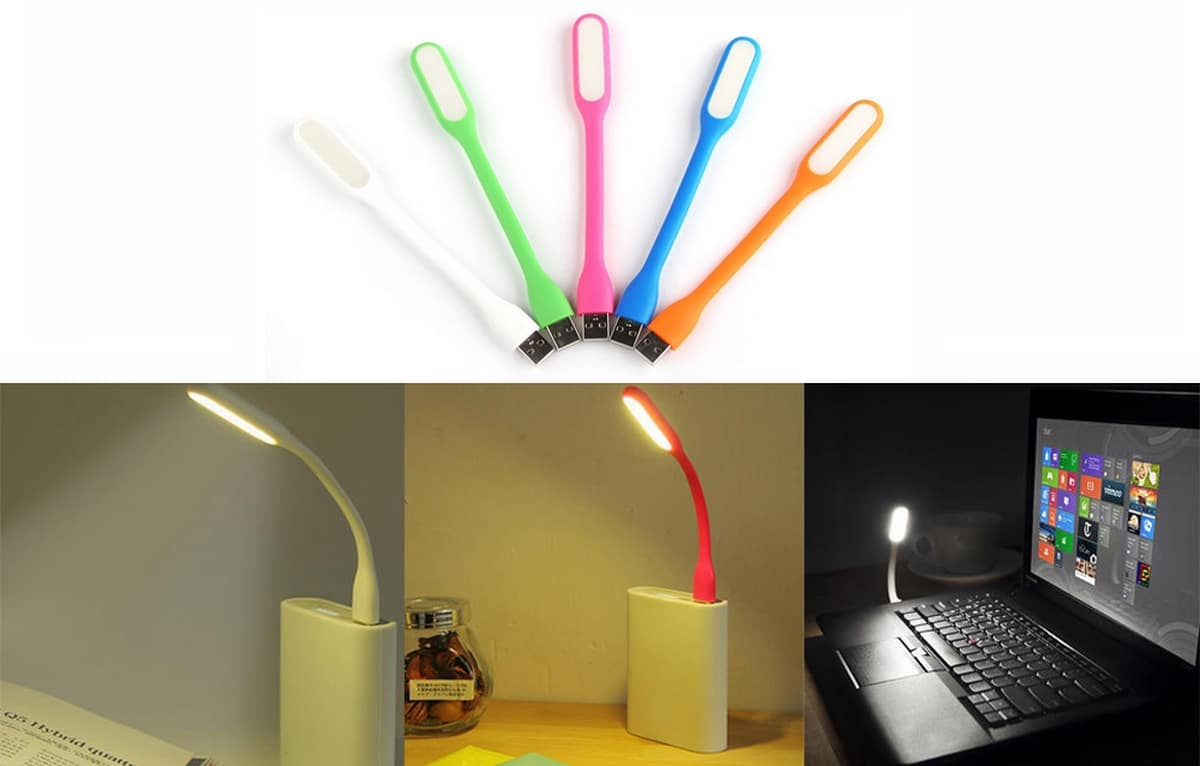 $0 Delivered with Portable Flexible Mini USB LED Light!