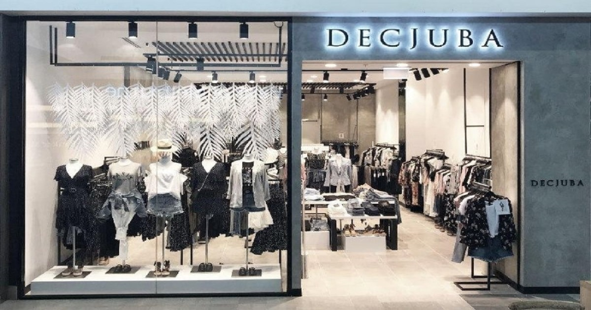 Win a Complete Outfit from Decjuba